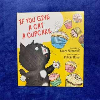 If You Give Cat a Cupcake