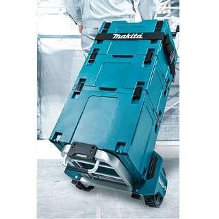 toolbox makita heavy duty Industrial Grade Full metal workshop cabinet tool box  drills etc can fit car back seat