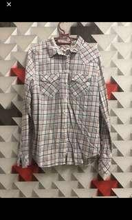 Levi's tailored fit shirt for woman