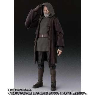 SHF S.H.Figuarts Exclusive Star Wars Luke Skywalker The Last Jedi