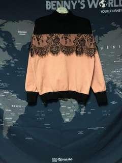 🚚 韓系上衣+裙子珊瑚橘色