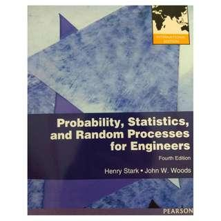🚚 Probability, Statistics, and Random Processes for Engineers
