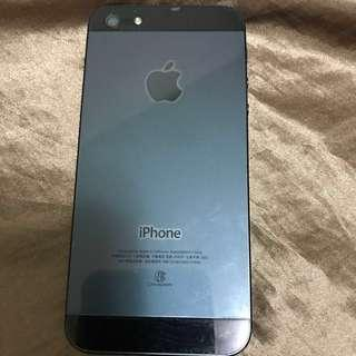🚚 Apple iPhone 5 16G 黑色
