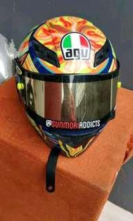 agv k3 - 5 continents