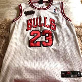 Authentic Nike Michael Jordan Bulls 23 jersey