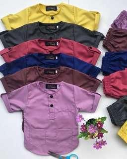 🚚 Hayyan Baju Melayu