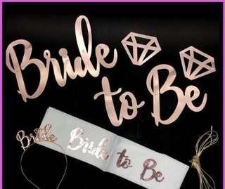Bride-To-Be Package