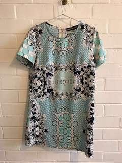 Naughts & Crosses T-shirt dress