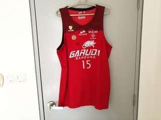 Garuda Bandung Basketball Home Jersey 17/18