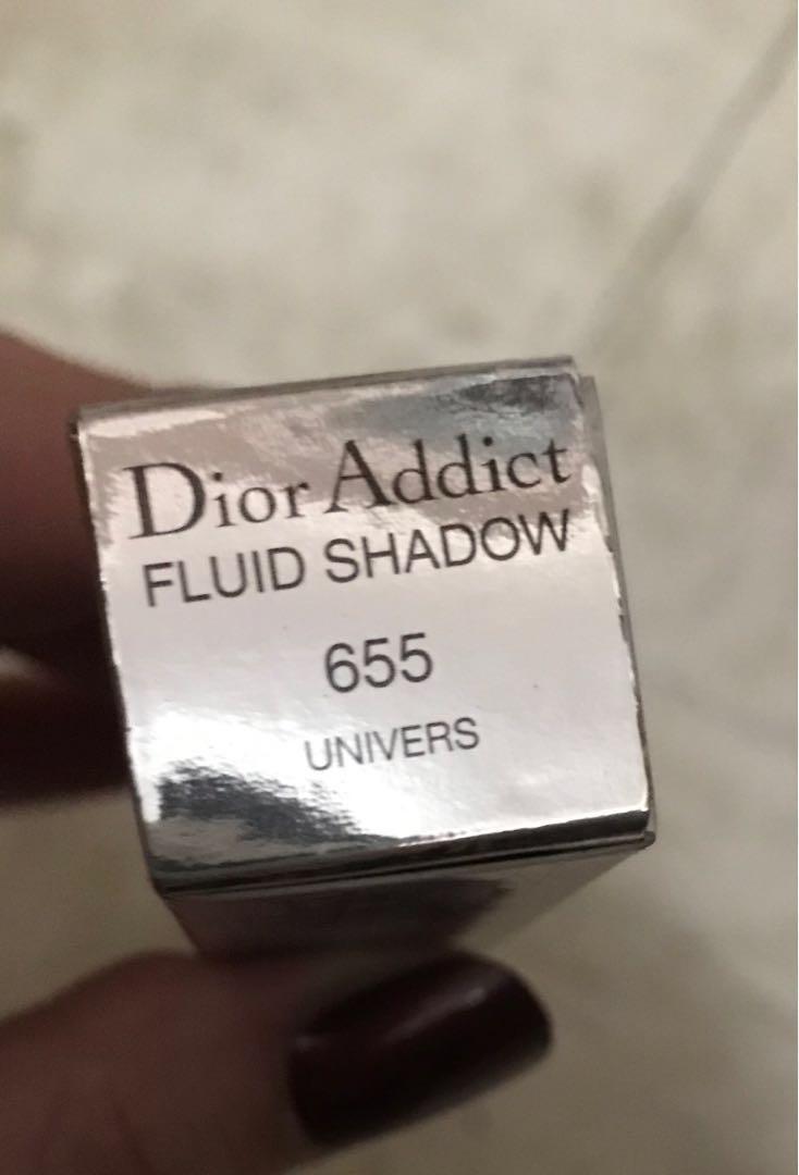 100%全新+正品 Dior fluid shadow #655