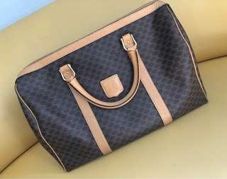 Authentic preloved celine luggage bag