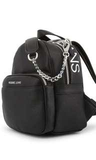 Versace jeans backpack mini leather