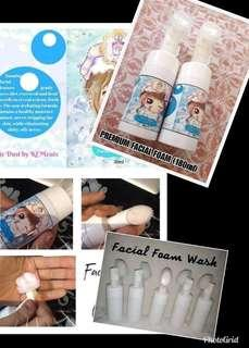 Facial Foam Wash,Oil Serum,Hand Sanitizer(Buy1take1)