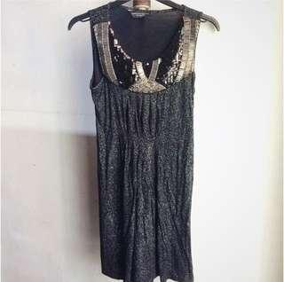 Reprice Dorothy Perkins Balck Dress