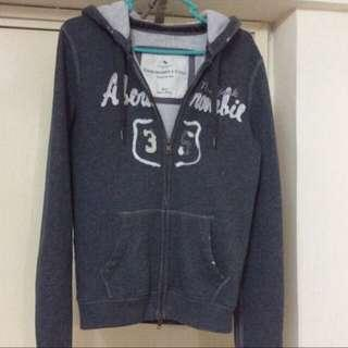 Abercrombie & Fitch A&F Hoodie /Jacket 外套  Condition: 90% new  Size: small (女裝)