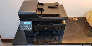 HP LaseJet Pro M1212nf Multifunction Printer