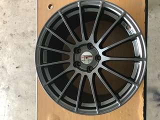 Brand New 18 Wheels
