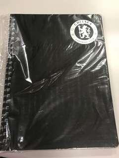 CHELSEA FOOTBALL CLUB A5 PP Notbook