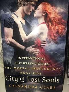 🚚 City of Lost Souls (BRAND NEW)