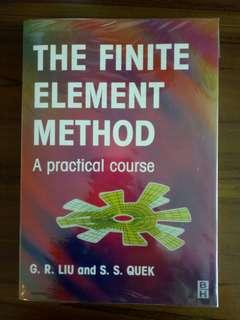 The Finite Element Method A Practical Course by GR Liu and SS Quek