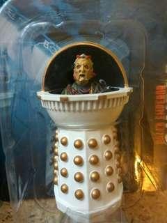 Dalek Leader Davros 1:21 statue