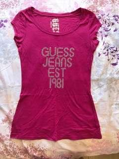 Guess baby tee