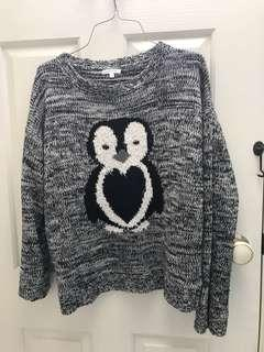 Penguin Sweater