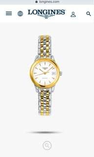 Unworn Longines Ladies Automatic Watch