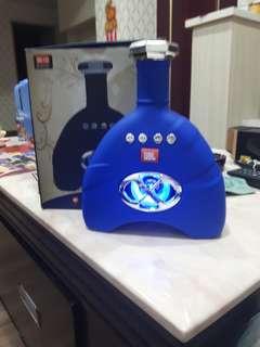 酒瓶藍牙喇叭
