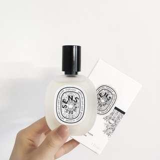 Diptyque Eau Des Sens Hair mist fragrance 30ml