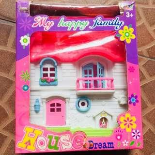 Mainan anak dream house