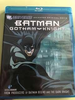 Batman Gotham Knight (bluray)