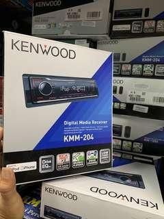 Sony & kenwood Fm usb player