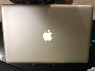 Early 2011 MacBook Pro 15