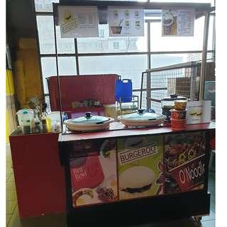 Food Cart Franchise 3in1 ALL IN COMPLETE PACKAGE