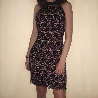 Fresh soul black dress