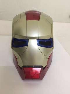 Ironman mask helmet