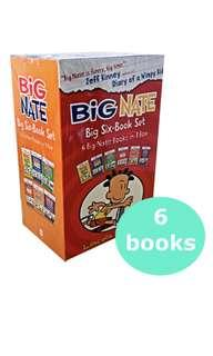 🚚 Big Nate Set (6 books)