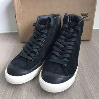 🚚 Nike blazer mid ab高筒滑板鞋 黑