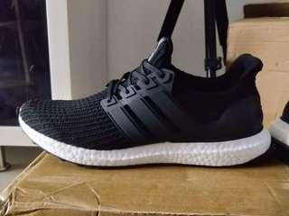 f9ef3c25d51 Adidas Ultra Boost 4.0 Core Black