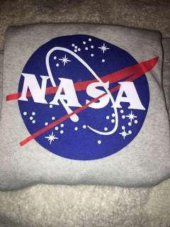 NASA Crew Neck Sweater