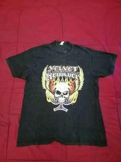 Revolver Velvet tshirt