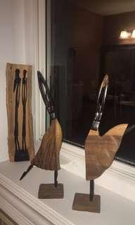 Decorative Wood Art