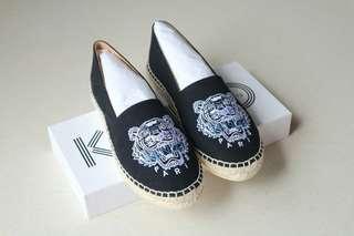 Ready Kenzo espa black  Size 36(2) 37 38 39 40