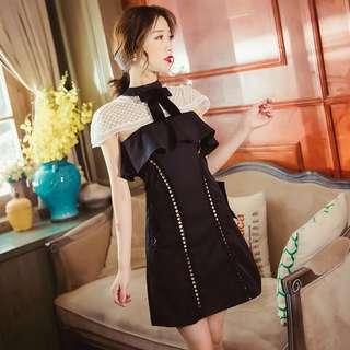 名媛連衣裙