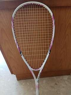 Dunlop Biomimetic Pink Squash Racquet