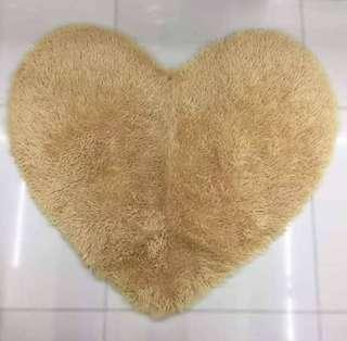 HEART-SHAPET (BROWM)