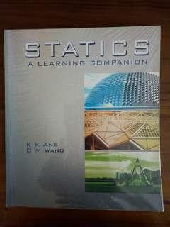Statics a Learning Companion by KK Ang and CM Wang