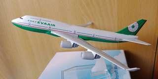 EVA AIR B747