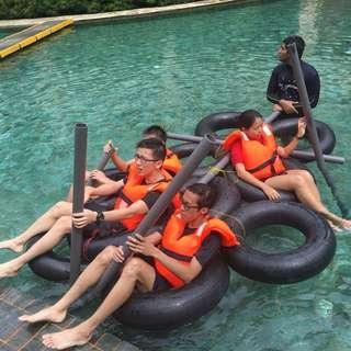 Rafting Equipment Rental